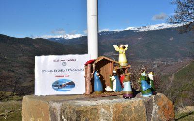 Belén montañero en Bergosa