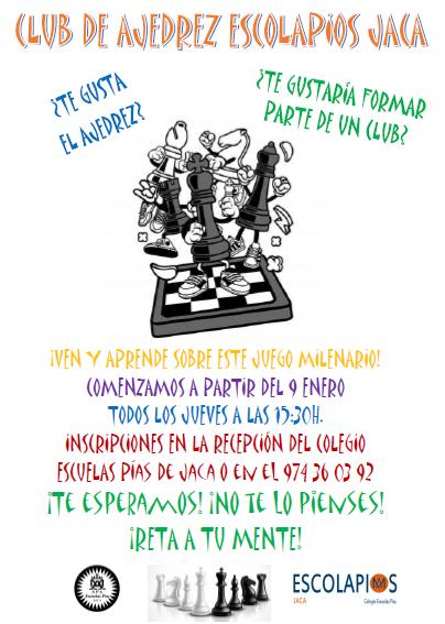Club Ajedrez «Escolapios Jaca»