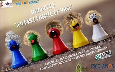 Proyecto «Ajedrez como fuente de vida»